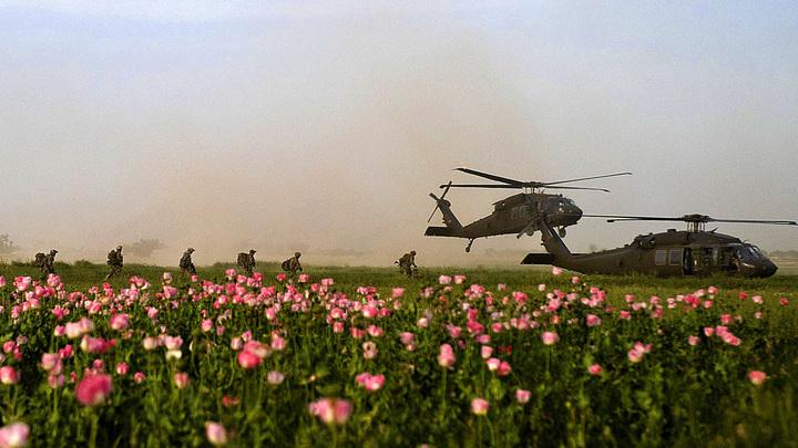 Талибан* установил свой флаг над рекой Пяндж: Афганские военные сотнями ушли в Таджикистан