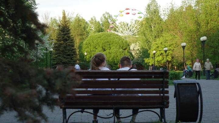 Во вторник в Кузбассе резко переменится погода