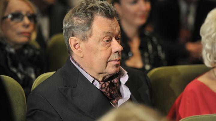 Сын Караченцова рассказал о поездке с отцом на Афон