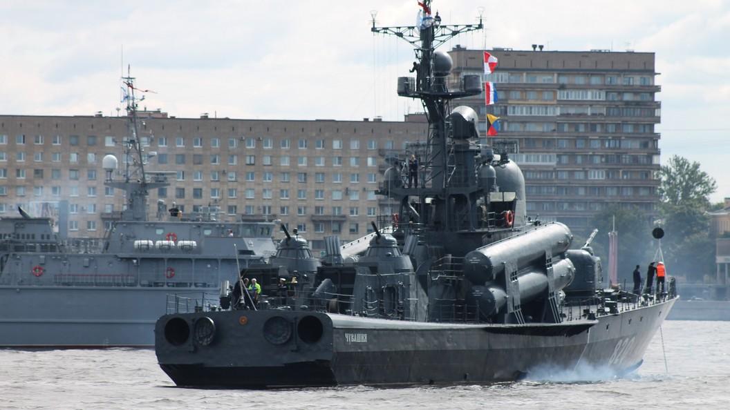 Под Феодосией построят третий ракетный корабль для ВМФ России