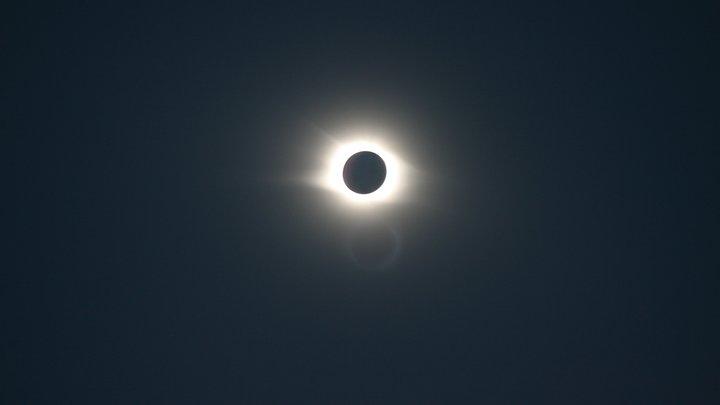 NASA предупреждает: В августе США накроет черное солнце
