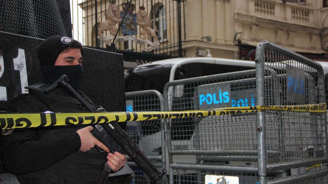 В здании голландской радиостанции3FM могут находиться заложники