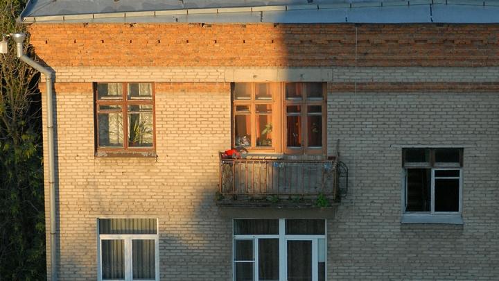 В Приамурье жильцов пятиэтажек эвакуировали из-за угрозы обрушения