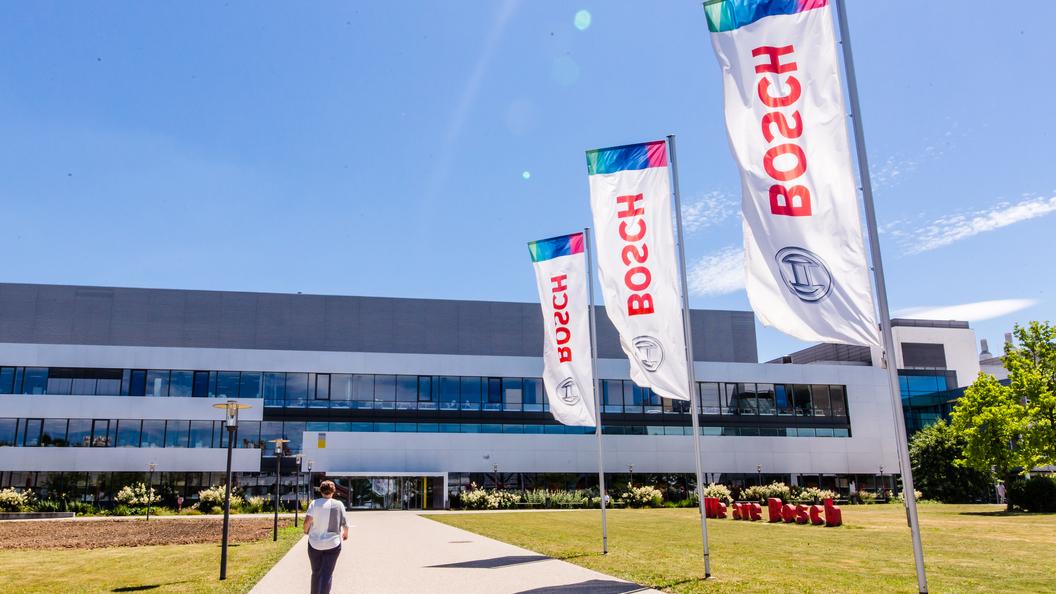 Bosch вложит 1 млрд евро в создание чипов для беспилотных авто