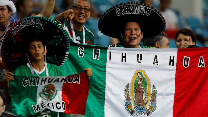 Кубок конфедераций. Матч за бронзу: Португалия - Мексика - онлайн-трансляция