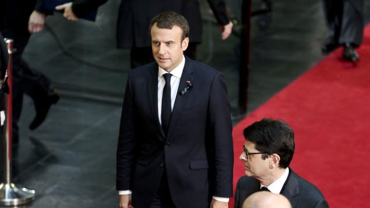 Французская полиция раскрыла подробности покушения на Макрона