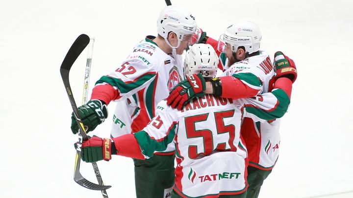 Восточная конференция КХЛ узнала команды плей-офф