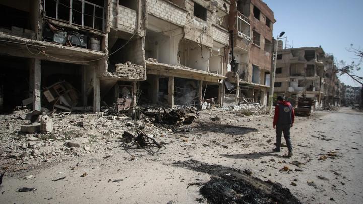 ЕС расширил санкции против Сирии, обвинив в химической атаке