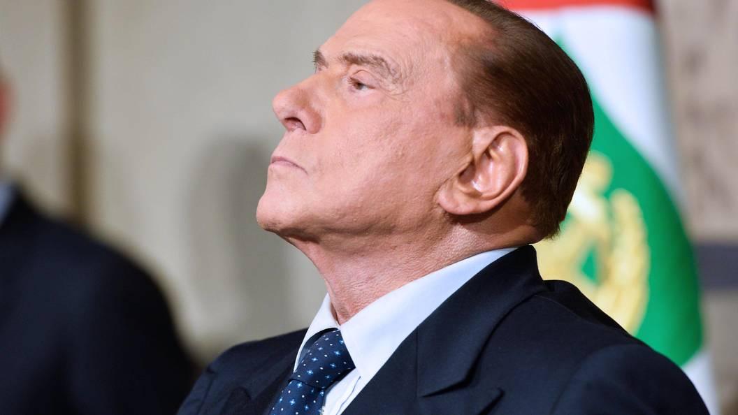 Надзорный суд Милана реабилитировал прежнего премьера Италии Сильвио Берлускони