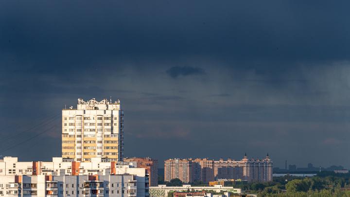 Пожирнее, посочнее: Корреспондент России 24 прибегнул к лирике, говоря о погоде в Москве