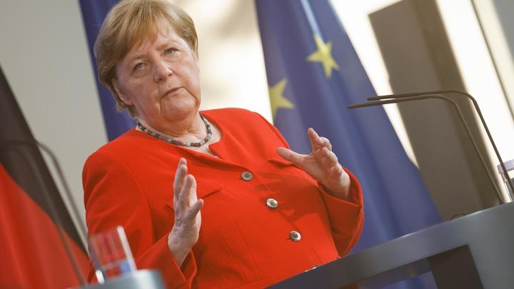 Меркель назвала день стыда для всех немцев