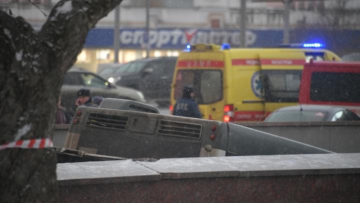 Не предупредили ГИБДД о перевозке детей: Опубликован список попавших в аварию с автобусом на трассе в Калужской области