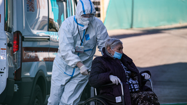 Коронавирус в Нижегородской области по состоянию на 9 апреля: 249 человек заболели, 8 — умерли