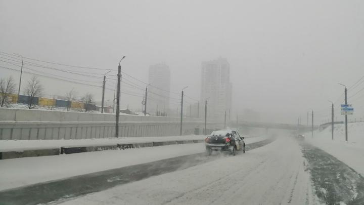 Из снежного плена в Челябинской области спасено 100 детей