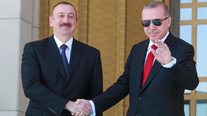 Кольцо вокруг России сжимается: Секретные договорённости Турции и Азербайджана