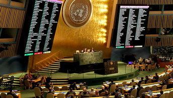 В ООН проголосовали за антироссийскую резолюцию по Крыму