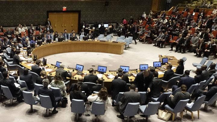 СБ ООН не смог указать на виновника убийств в Палестине
