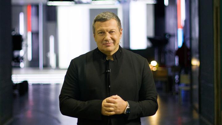 Самим было бы спокойнее: Соловьёв подсказал выход паникующим из-за масок