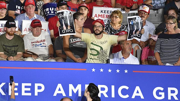 Всадницы Апокалипсиса, старцы Политбюро и гомосексуалист-душка. Америка пробивает дно кандидатами в президенты