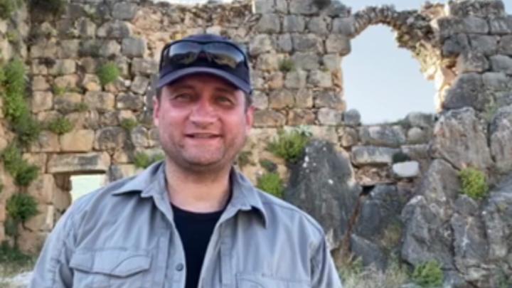 Посмотрите, какая красота! Военкор Блохин показал самую неприступную сирийскую крепость