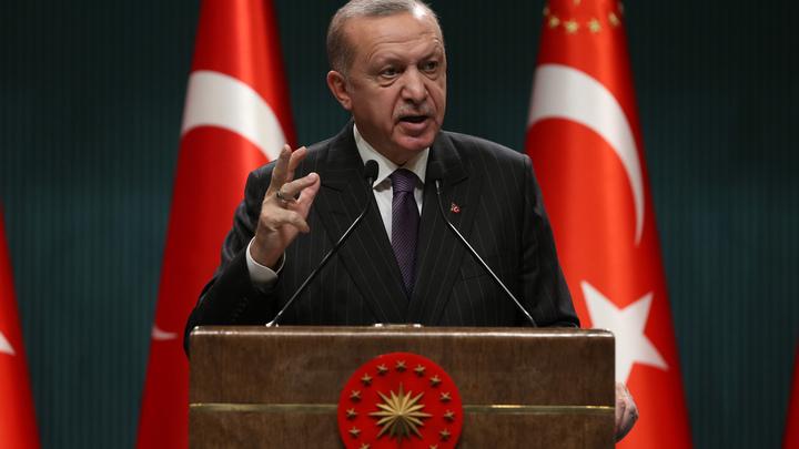 Эрдоган озаботился культурой в Карабахе