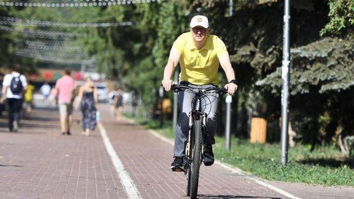 Мэр Челябинска отреагировала на велопрогулку губернатора