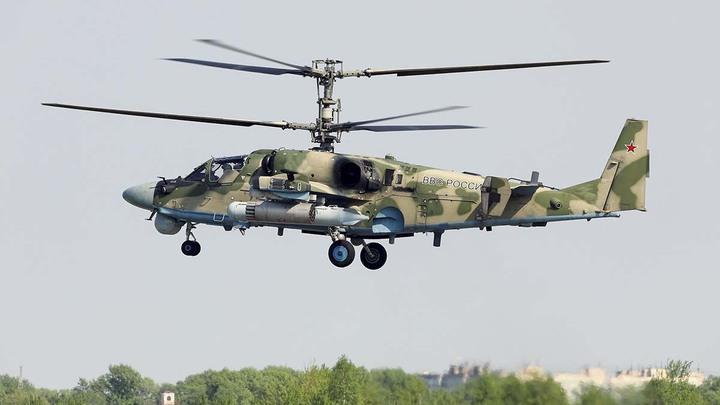 Такого в русской армии ещё не было: Минобороны рассекретило особенности ударного вертолёта