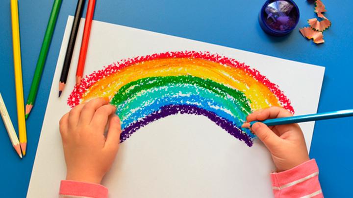 Ученикам в Екатеринбурге предложили нарисовать однополую любовь