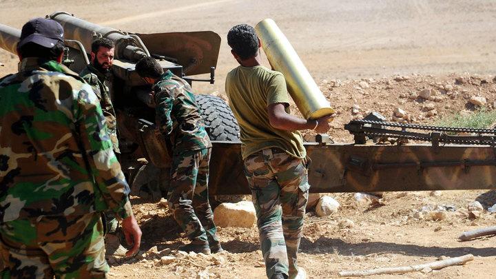 Сирия против США. Бег к миру, похожий на Бег к морю