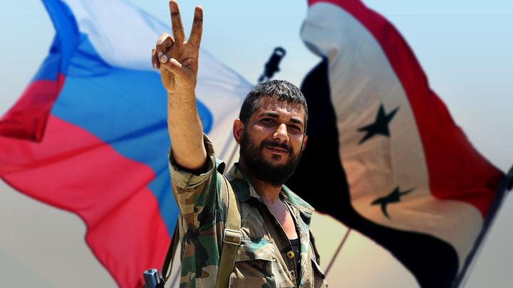 В Сирии победа, обжалованию не подлежащая