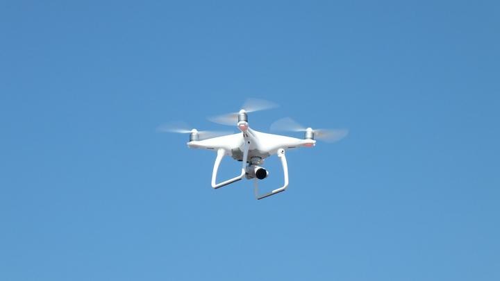 Вместо пульта - глаза и руки: представлен уникальный дрон