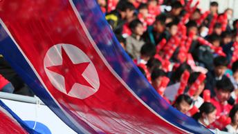 СМИ: КНДР может выступить на ОИ-2018 под своим флагом