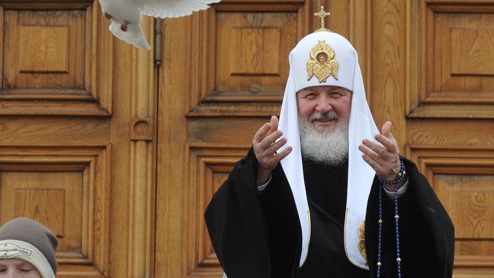 Патриарх Кирилл: Элита - это те, кто берет на себя ответственность за судьбу страны