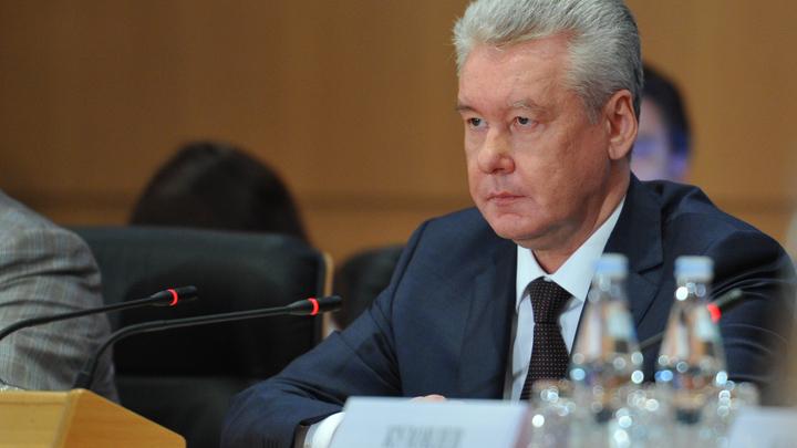 Собянин уволил невнимательных к жалобам граждан глав трех районов