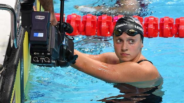 Установлен новый рекорд в плавании на полуторке