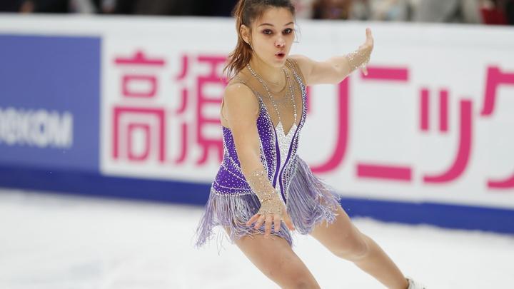 Самодурова выиграла ЧЕ по фигурному катанию, опередив олимпийскую чемпионку Загитову