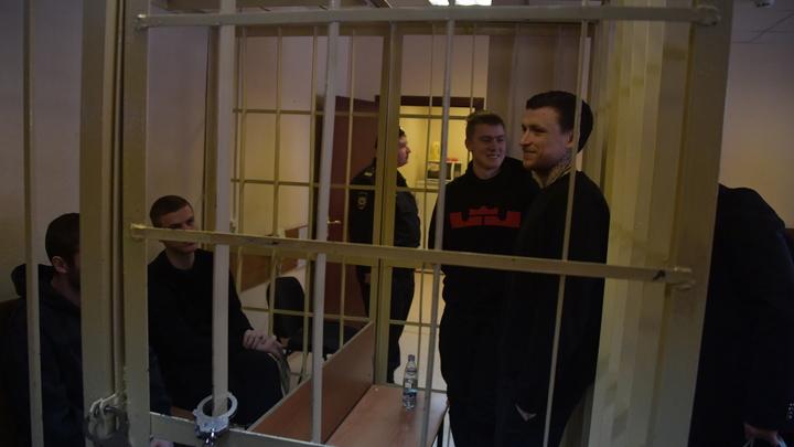 Озвучен приговор Кокорину и Мамаеву: 1 год и 6 месяцев первому, 1 год и 5 месяцев второму