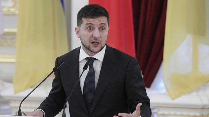 Зеленский поставил невыполнимое условие для проведения выборов в Донбассе