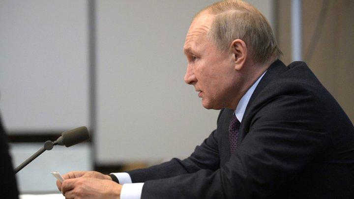 Путин не выйдет на публику: Все мероприятия на ближайшие дни отменены - кремлёвский пул