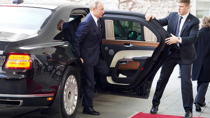 Забыли вынуть из духовки? Немцы странно отреагировали на приезд Путина в Берлин