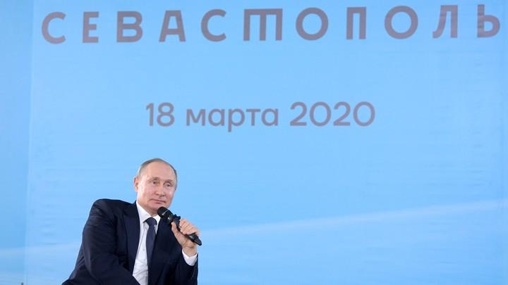 Я бы на эти деньги съел Януковича...: Обнародовано пророчество Путина о Крыме
