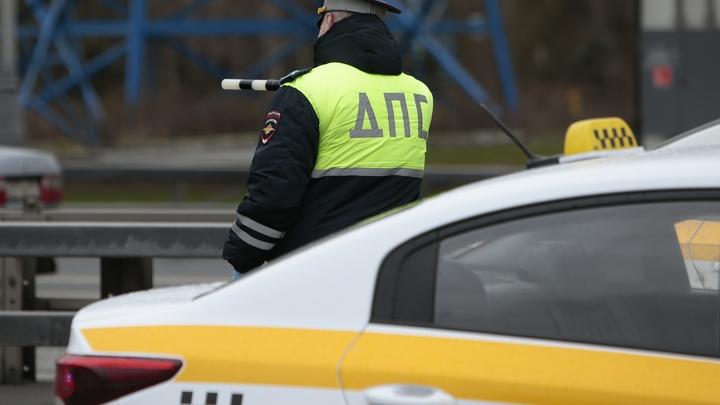 Таксист устроил массовое ДТП возле автовокзала в Екатеринбурге