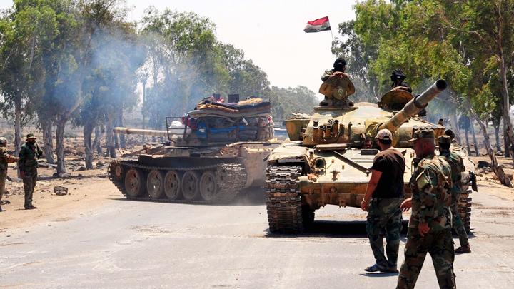 Асад спасает курдов от Эрдогана. Что скажет Путин?