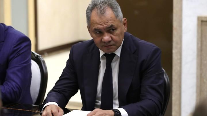 Шойгу встретится в Анкаре с главой Минобороны Турции - СМИ