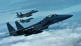 США начали новую стадию войны в Сирии