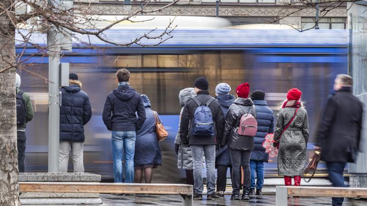 Температуру в автобусах Московской области будут определять пассажиры