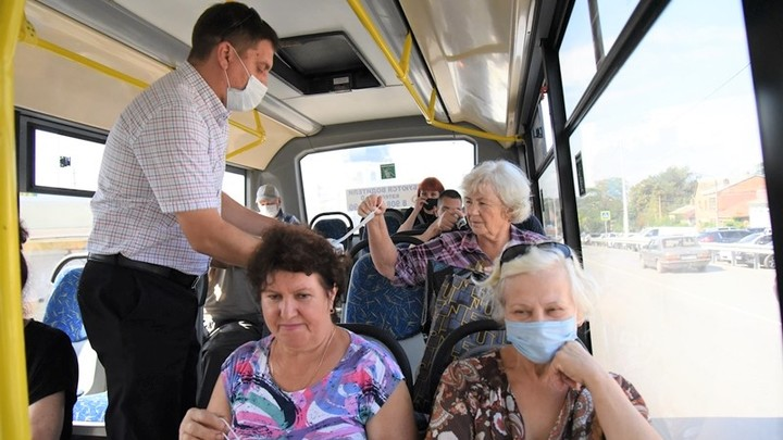 Ростов выбился в лидеры по распространению коронавируса
