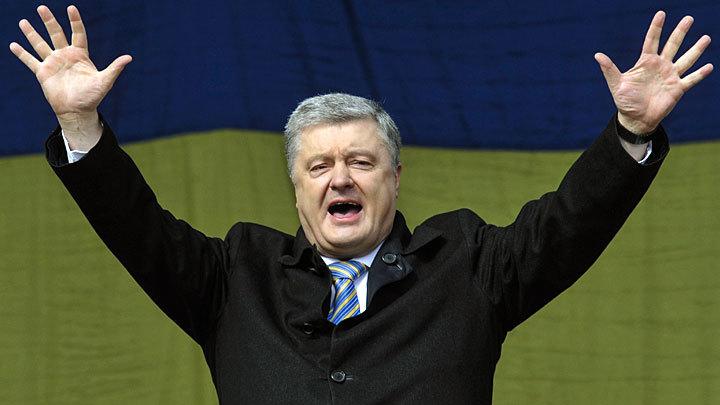 Возврат Крыма и носки для армии: Порошенко перепробовал всё ради победы