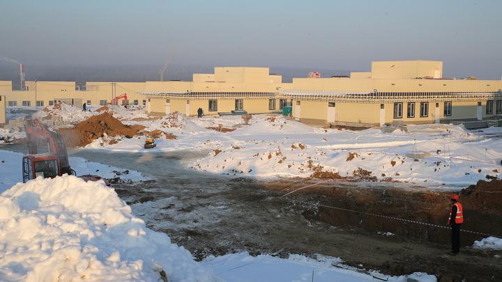 Сроки не сорваны: Стало известно, когда инфекционная больница в Ростове примет пациентов