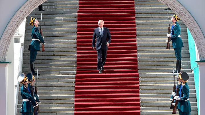 Закон О вечном Путине поможет вывести чиновников на чистую воду и провести чистки